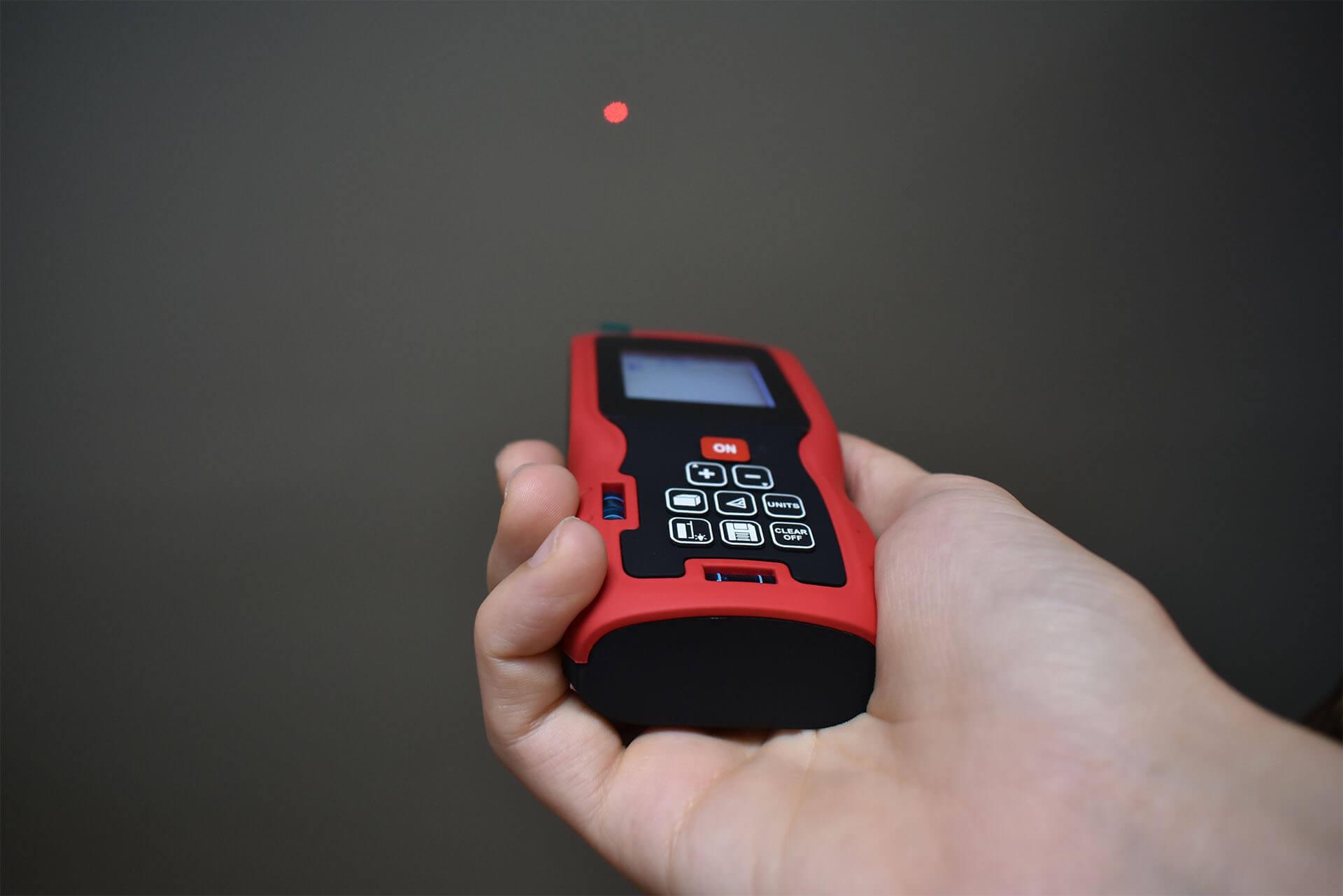 dalmierz laserowy Fanger LaserPro 100